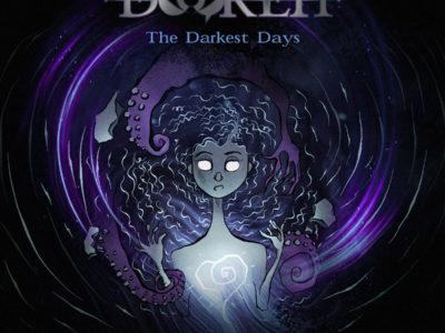 Dooren - The Darkest Days (2019), Artwork