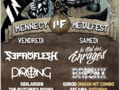 Mennecy Metal Fest 2019, France