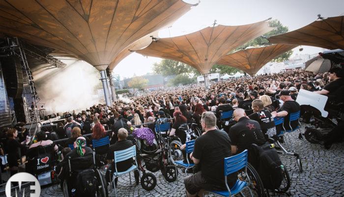 Amphi Festival 2019 à Cologne en Allemagne