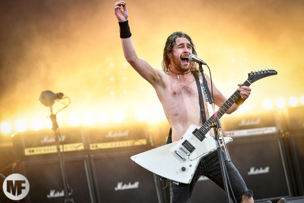 Airbourne au Wacken 2019