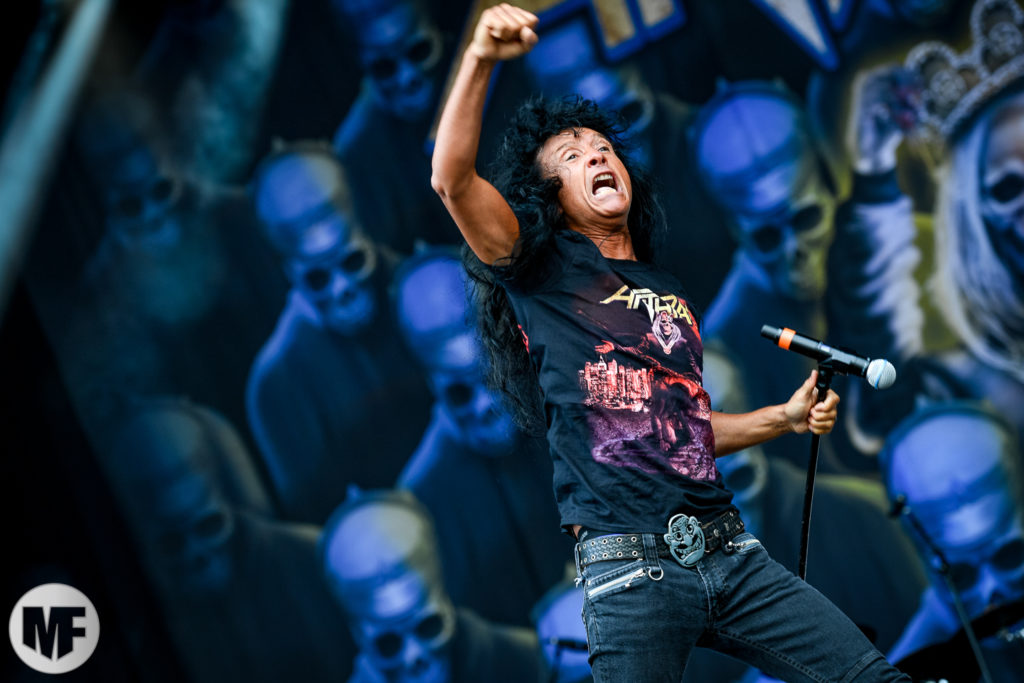 Anthrax au Wacken 2019