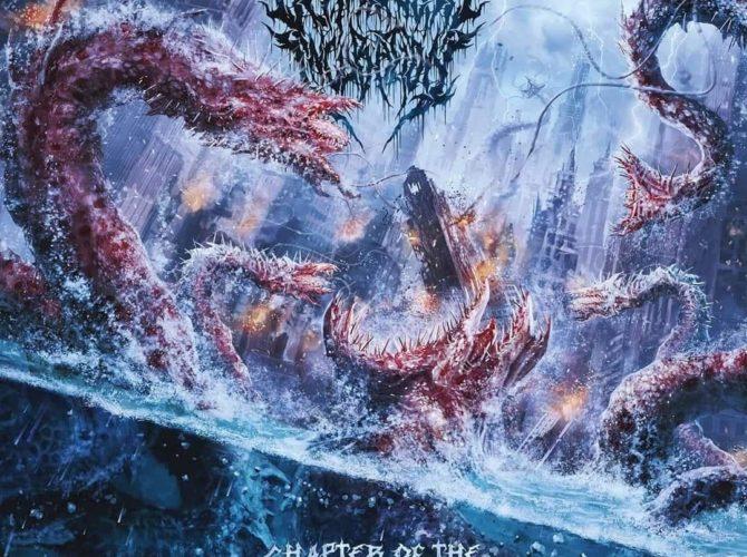 Pochette de l'album de Vermicular Incubation