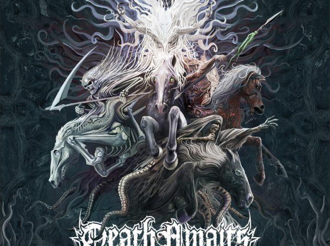 Pochette de Rapture Smites de Deathawaits