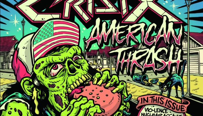 CRISIX- Crisix sessions: #1 American Thrash