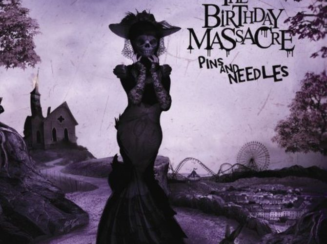 the birthday massacre - pins and needles
