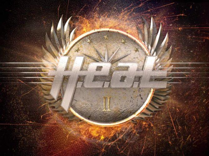 Cover de H.E.A.T II par H.E.A.T